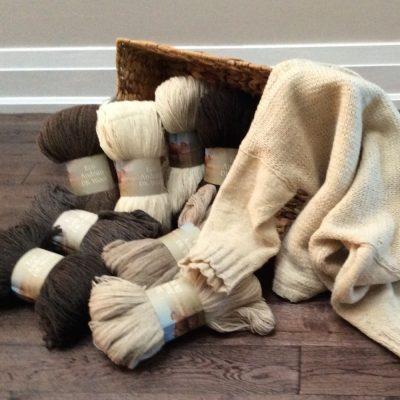 DK 100% Peruvian highland wool