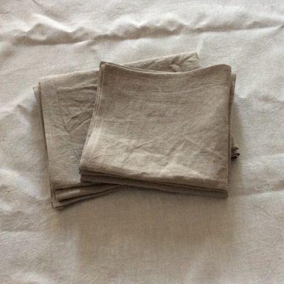 linen towels and cloths