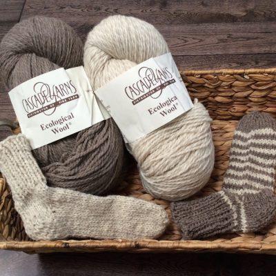 pragmatic wool ankle sock