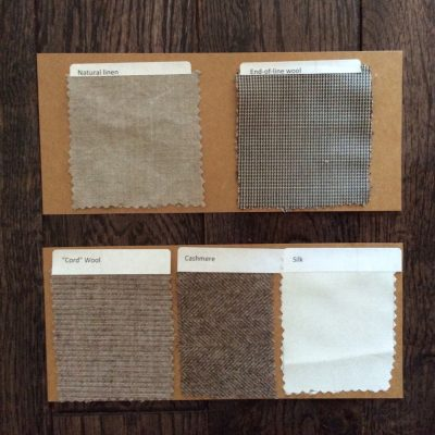 Sheet Fabic Samples